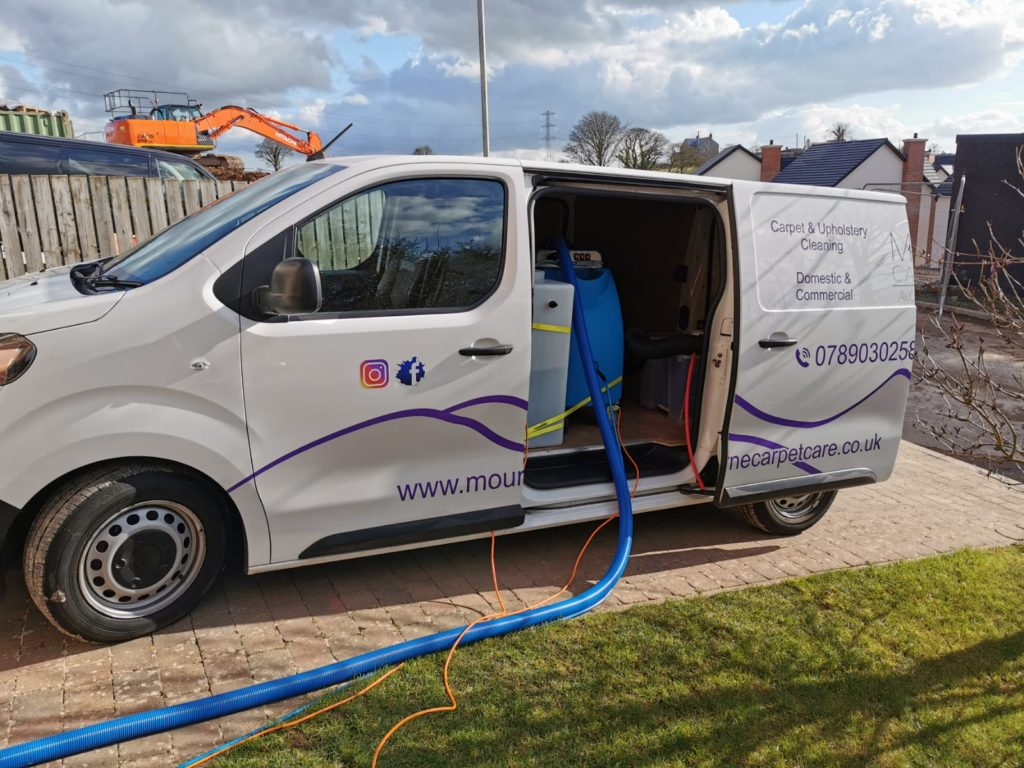 Mourne Carpet Care - Your local Downpatrick carpet cleaner