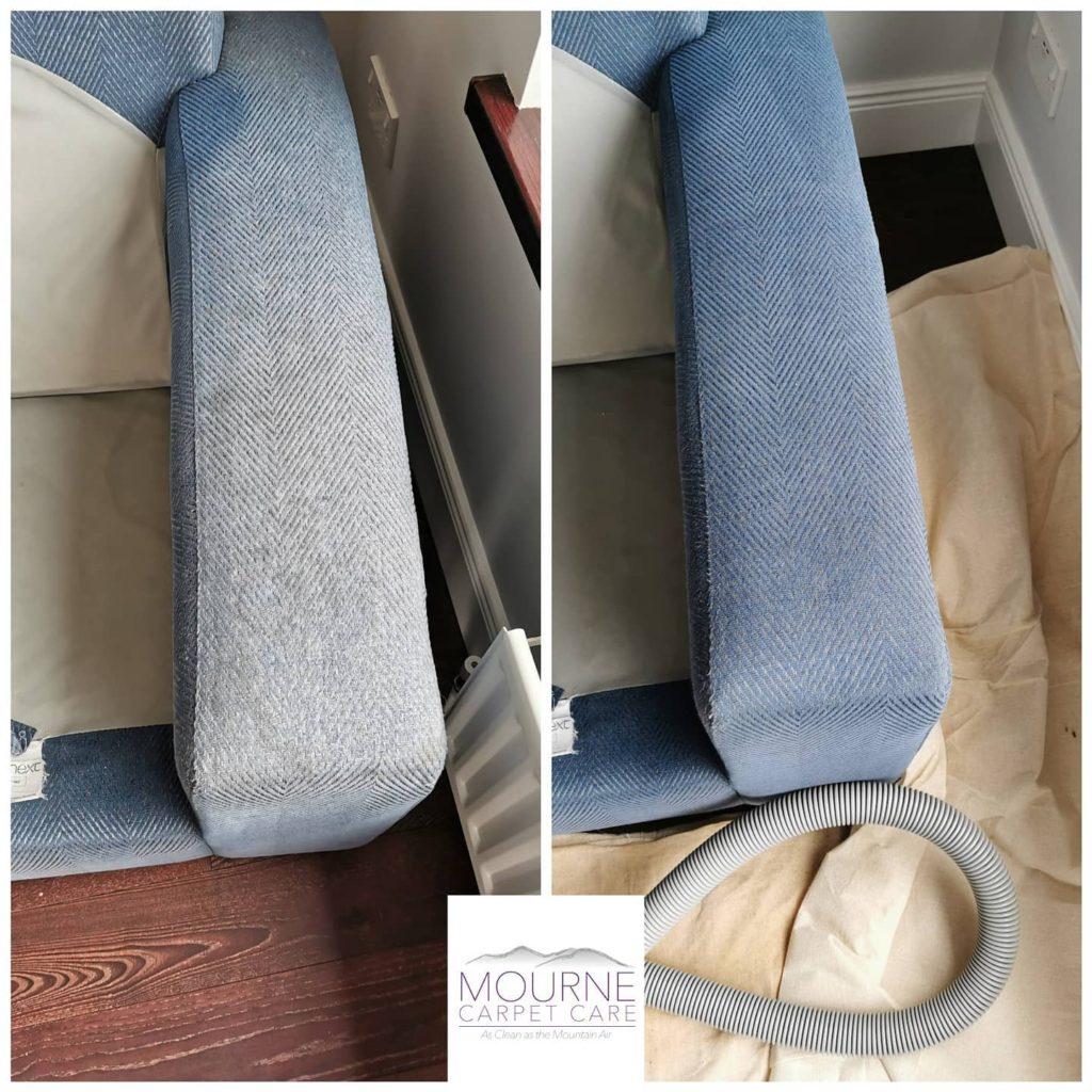 Sofa Cleaning - Lisburn Northern Ireland
